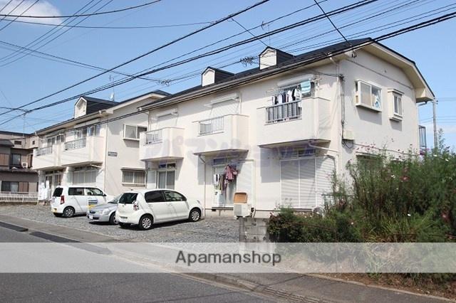 埼玉県川越市、的場駅徒歩33分の築24年 2階建の賃貸アパート