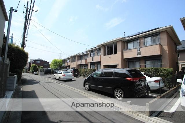 埼玉県川越市、的場駅徒歩14分の築17年 2階建の賃貸アパート