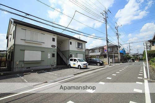 埼玉県鶴ヶ島市、鶴ヶ島駅徒歩20分の築23年 2階建の賃貸アパート