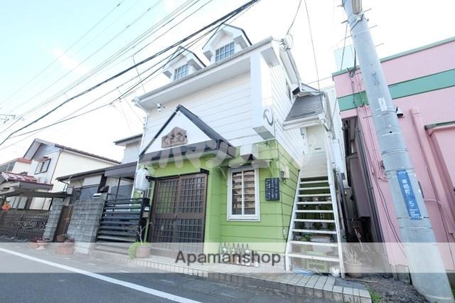 埼玉県坂戸市、坂戸駅徒歩25分の築30年 2階建の賃貸アパート