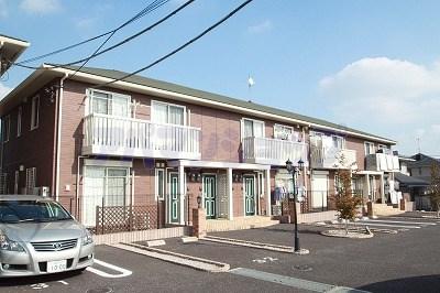 埼玉県川越市、鶴ヶ島駅徒歩8分の築9年 2階建の賃貸アパート