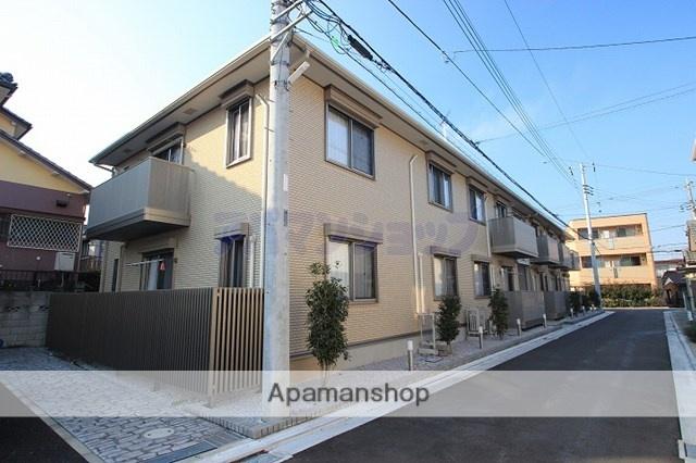 埼玉県川越市、的場駅徒歩20分の築5年 2階建の賃貸アパート