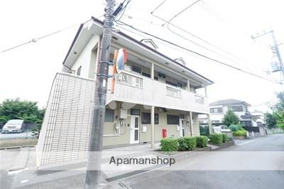 埼玉県鶴ヶ島市、霞ヶ関駅徒歩40分の築27年 2階建の賃貸アパート