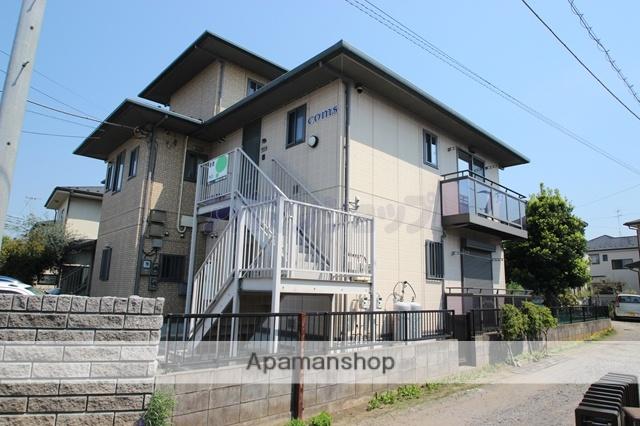 埼玉県川越市、的場駅徒歩24分の築14年 2階建の賃貸アパート