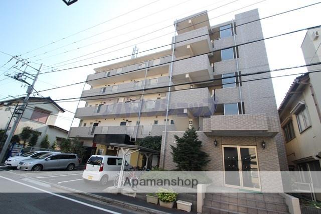 埼玉県坂戸市、北坂戸駅徒歩4分の築13年 5階建の賃貸マンション