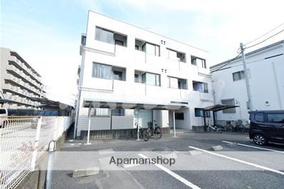 埼玉県鶴ヶ島市、鶴ヶ島駅徒歩10分の築30年 3階建の賃貸マンション