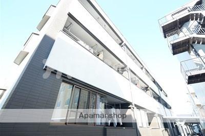 埼玉県鶴ヶ島市、鶴ヶ島駅徒歩4分の築25年 3階建の賃貸マンション