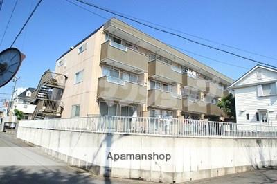 埼玉県鶴ヶ島市、的場駅徒歩35分の築28年 3階建の賃貸マンション
