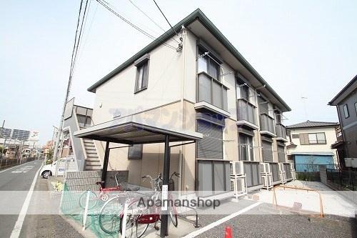 埼玉県坂戸市、若葉駅徒歩29分の築13年 2階建の賃貸アパート