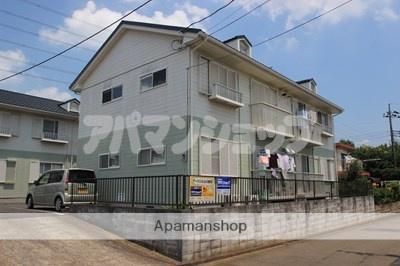 埼玉県川越市、笠幡駅徒歩30分の築24年 2階建の賃貸アパート