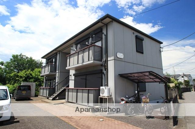 埼玉県川越市、鶴ヶ島駅徒歩21分の築16年 2階建の賃貸アパート