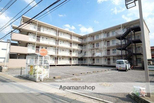 埼玉県坂戸市、若葉駅徒歩24分の築22年 4階建の賃貸マンション