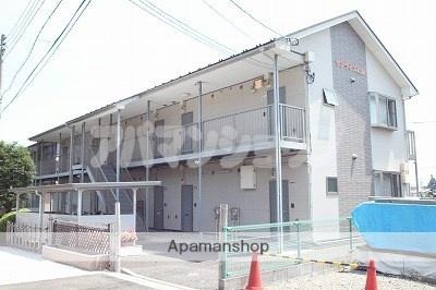 埼玉県川越市、霞ヶ関駅徒歩25分の築11年 2階建の賃貸アパート