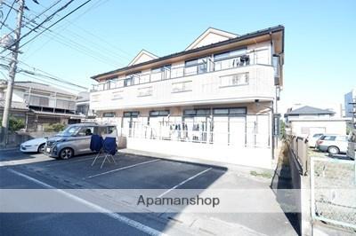 埼玉県鶴ヶ島市、的場駅徒歩43分の築23年 2階建の賃貸アパート