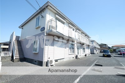 埼玉県川越市、的場駅徒歩11分の築22年 2階建の賃貸アパート