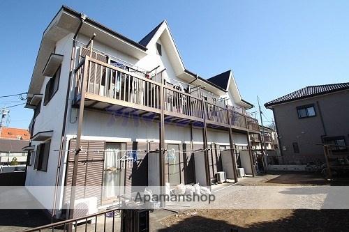 埼玉県鶴ヶ島市、鶴ヶ島駅徒歩3分の築30年 2階建の賃貸アパート