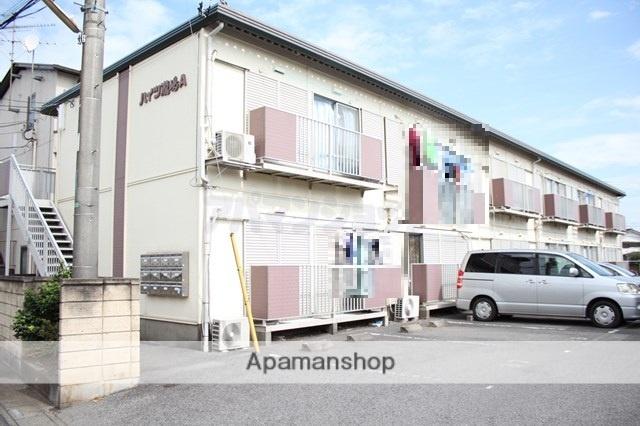 埼玉県鶴ヶ島市、霞ヶ関駅徒歩43分の築32年 2階建の賃貸アパート