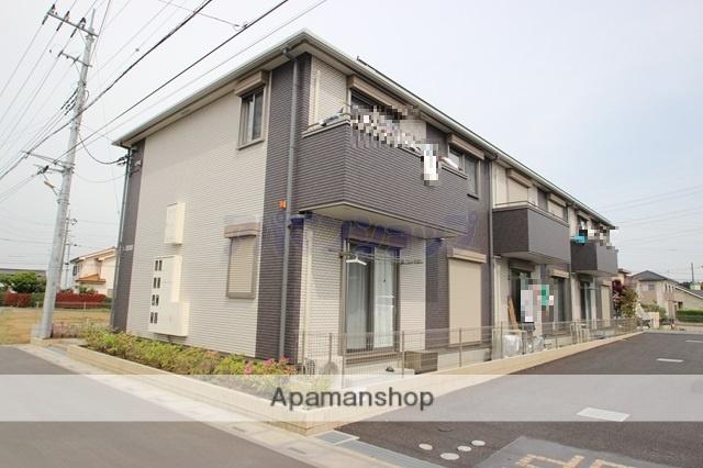 埼玉県鶴ヶ島市、鶴ヶ島駅徒歩36分の築2年 2階建の賃貸アパート