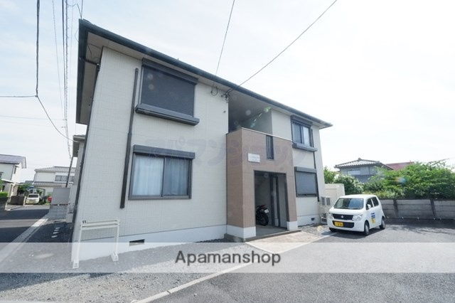 埼玉県川越市、的場駅徒歩27分の築15年 2階建の賃貸アパート