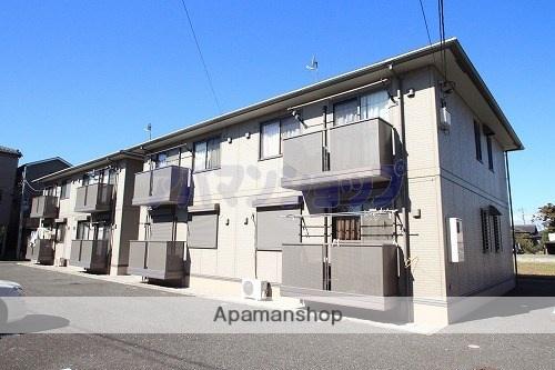 埼玉県坂戸市、坂戸駅徒歩30分の築14年 2階建の賃貸アパート