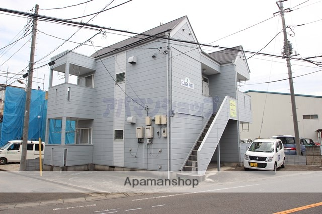 埼玉県鶴ヶ島市、坂戸駅徒歩17分の築23年 2階建の賃貸アパート