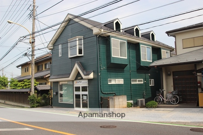 埼玉県川越市、笠幡駅徒歩3分の築29年 2階建の賃貸アパート
