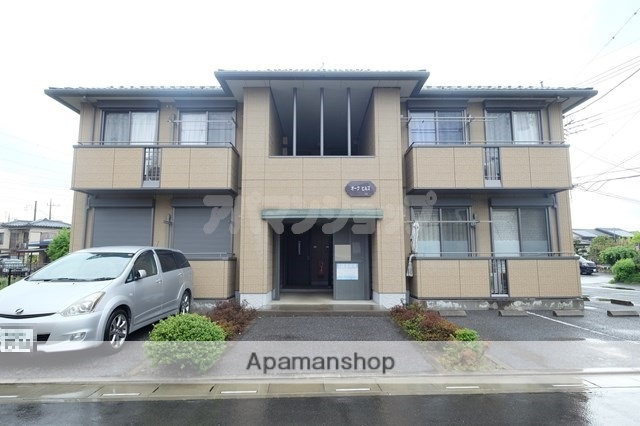 埼玉県鶴ヶ島市、一本松駅徒歩11分の築14年 2階建の賃貸アパート