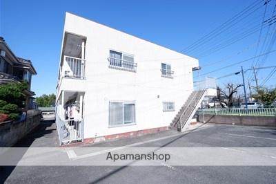 埼玉県川越市、鶴ヶ島駅徒歩25分の築31年 2階建の賃貸マンション