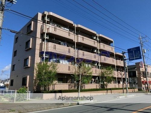 埼玉県坂戸市、坂戸駅徒歩11分の築18年 4階建の賃貸マンション