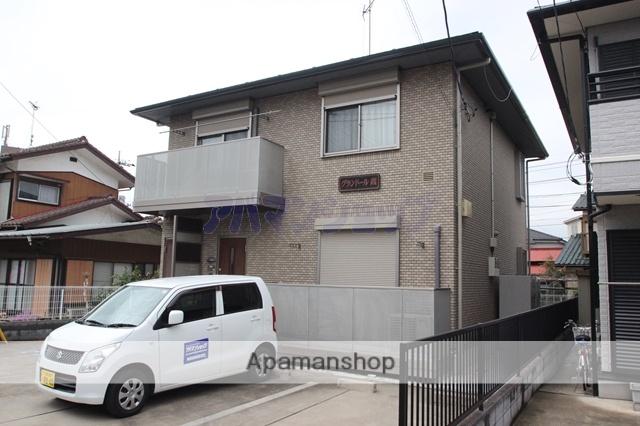 埼玉県川越市、的場駅徒歩25分の築12年 2階建の賃貸アパート