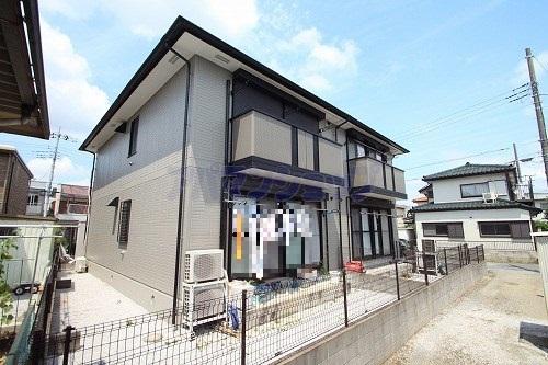 埼玉県川越市、的場駅徒歩22分の築18年 2階建の賃貸アパート