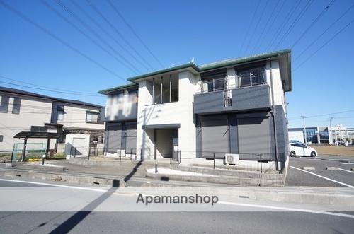 埼玉県川越市、西川越駅徒歩30分の築13年 2階建の賃貸アパート