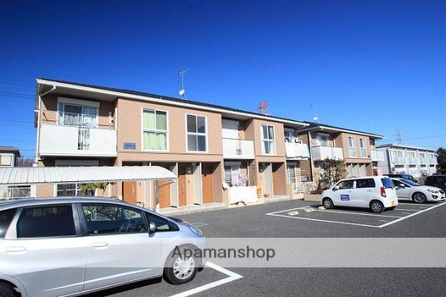 埼玉県川越市、笠幡駅徒歩23分の築7年 2階建の賃貸アパート