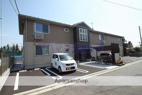 埼玉県川越市、的場駅徒歩42分の築6年 2階建の賃貸アパート