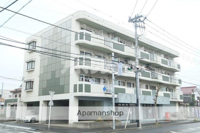 埼玉県鶴ヶ島市、鶴ヶ島駅徒歩26分の築27年 4階建の賃貸マンション