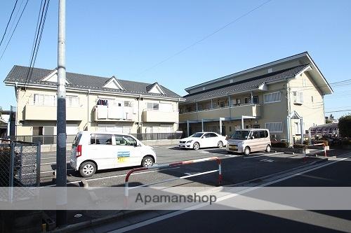 埼玉県川越市、的場駅徒歩22分の築24年 2階建の賃貸アパート
