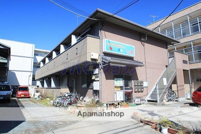 埼玉県坂戸市、若葉駅徒歩23分の築13年 2階建の賃貸アパート