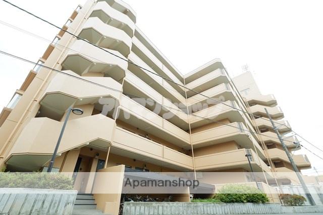 埼玉県鶴ヶ島市、若葉駅徒歩25分の築25年 6階建の賃貸マンション