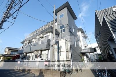 埼玉県川越市、的場駅徒歩14分の築16年 3階建の賃貸マンション