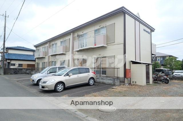 埼玉県坂戸市、坂戸駅徒歩12分の築31年 2階建の賃貸アパート