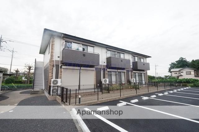 埼玉県川越市、霞ヶ関駅徒歩26分の築11年 2階建の賃貸アパート