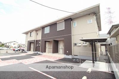 埼玉県川越市、的場駅徒歩14分の築5年 2階建の賃貸アパート