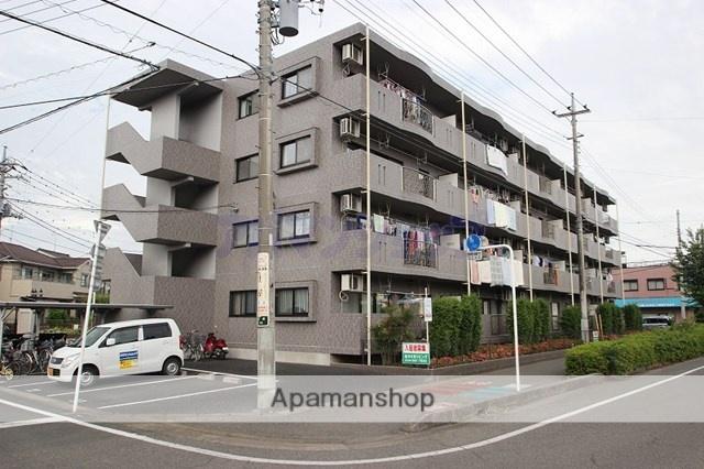 埼玉県坂戸市、坂戸駅徒歩15分の築18年 4階建の賃貸マンション