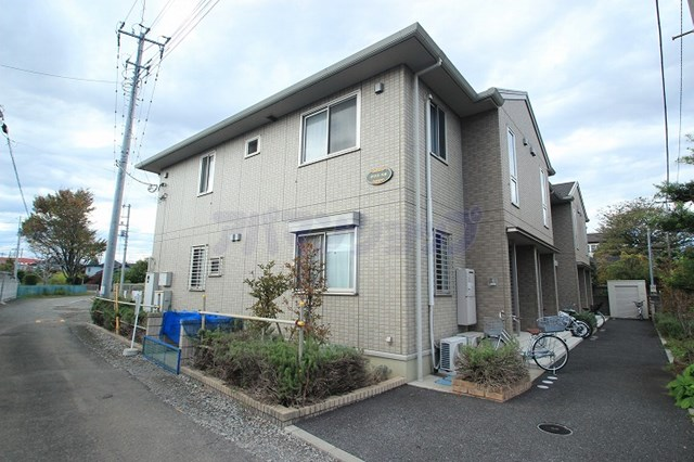 埼玉県川越市、霞ヶ関駅徒歩24分の築8年 2階建の賃貸アパート