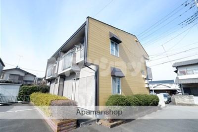埼玉県川越市、的場駅徒歩23分の築30年 2階建の賃貸アパート