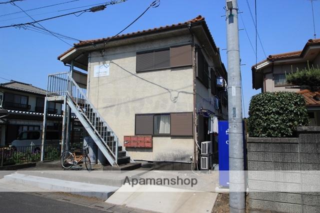 埼玉県鶴ヶ島市、鶴ヶ島駅徒歩12分の築29年 2階建の賃貸アパート