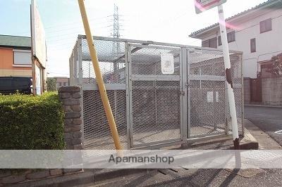 埼玉県鶴ヶ島市松ヶ丘3丁目[2LDK/57.8m2]のエントランス