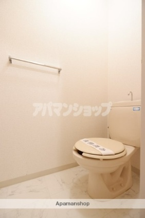 埼玉県鶴ヶ島市松ヶ丘3丁目[2LDK/57.8m2]のトイレ