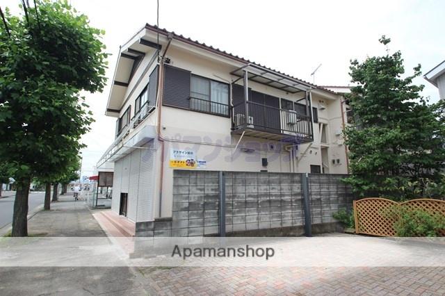 埼玉県鶴ヶ島市、若葉駅徒歩28分の築33年 2階建の賃貸アパート