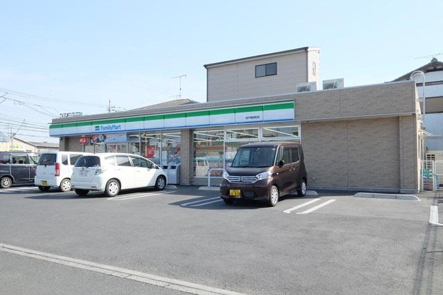ファミリーマート坂戸薬師町店 274m